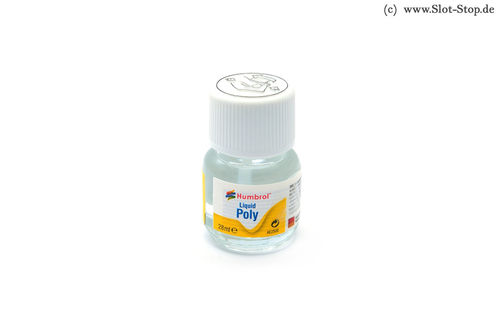 "Polystyrol-Kleber ""Liquid Poly""  28ml"