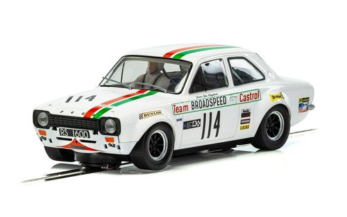 Scalextric Ford Escort MK1 Brands Hatch 1971 *Castrol*  #114