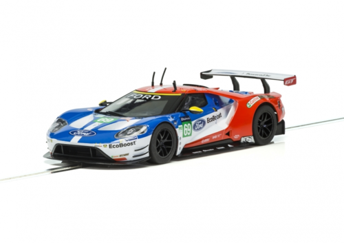 Scalextric Ford GT-GTE Le Mans 2017  #69