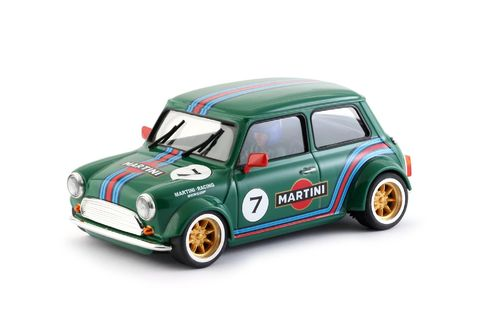 BRM Mini Cooper #7  *GREEN*