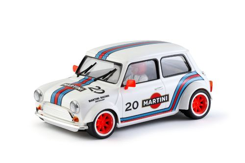 BRM Mini Cooper #20  *White*