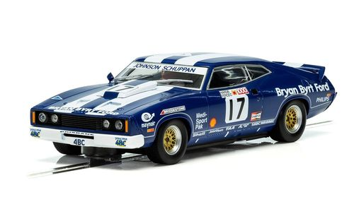 Scalextric Ford XC Falcon  Bathurst 1978 #17