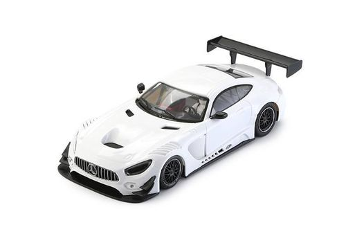 NSR Mercedes AMG GT3 - White Test Car