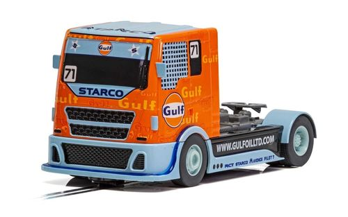 "Scalextric Racing Truck ""GULF"" #71"