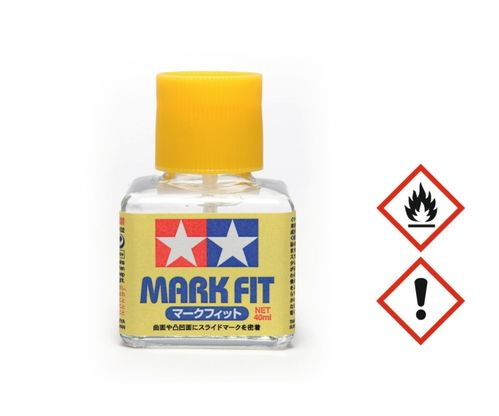Decal-Weichmacher -Tamiya Mark Fit (40ml)