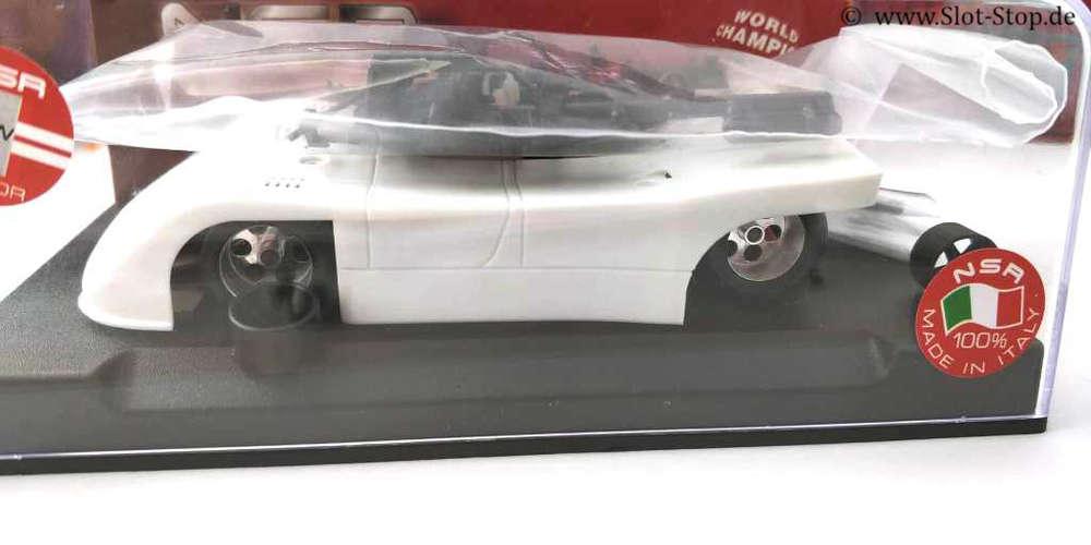 Nsr0081sw Porsche 908 3 White Body Car Kit 1 32 Slot 908 3