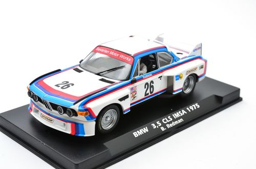 Fly BMW 3.5 CSL  B. Redman  #26