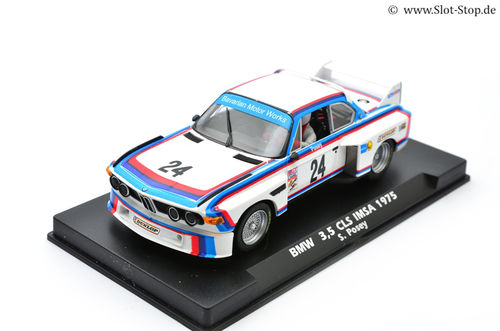 Fly BMW 3.5 CSL  S. Posey  #24
