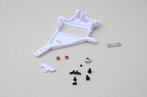 Scaleauto RT2 Anglewinder Motor Mount *weiß*