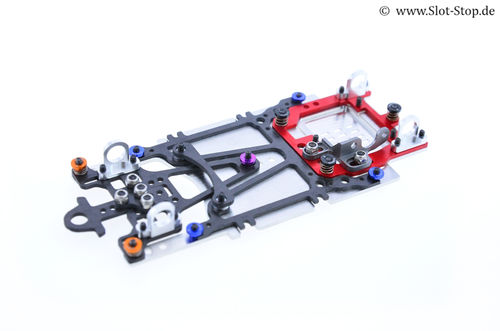 "Scaleauto Chassis ""1/24 Sport XS"" - Kit für S-Can Motor"
