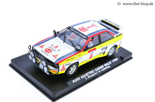 Fly Audi Quattro Safary Rally 1984 #8