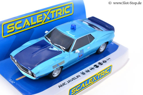 Scalextric AMC Javelin - Alabama Police Car