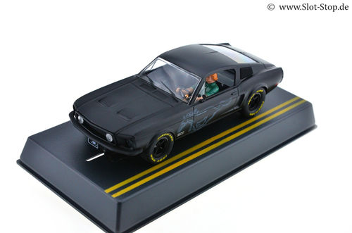 Pioneer Mustang GT Fastback - Route 66 - Grey Pony