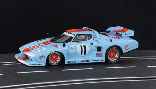 "Sideways Lancia Stratos ""Historical Colors"" #11"