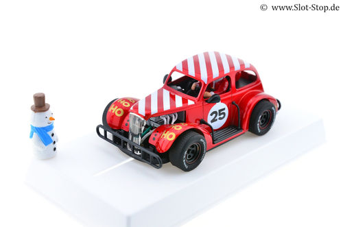 "Pioneer Legends Racer ""Chevy Coupe"" Red X-Mas #25"