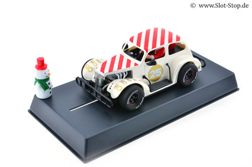 "Pioneer Legends Racer ""Chevy Coupe"" White X-Mas #25"