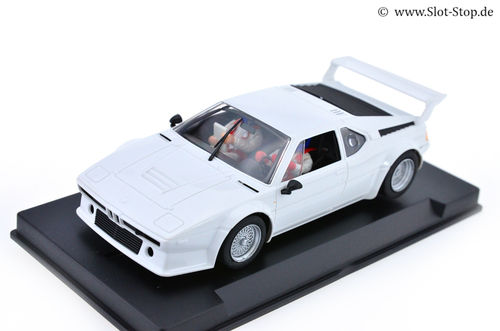 Fly BMW M1 - White Rallye Car
