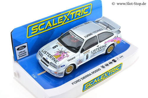Scalextric Ford Sierra RS500 *Listerine*  #6