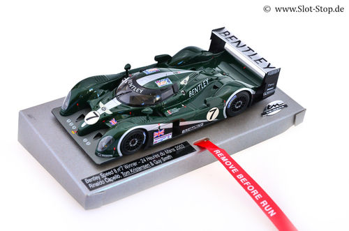 LMM Bentley Speed 8 - 24h Le Mans 2003  #7