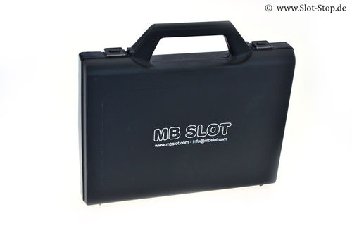MB Slot Slotkoffer 'Black'