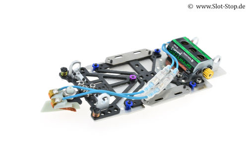 "Scaleauto RC2 Chassis ""GT3 Class"" - Bausatz für 13D Motor"