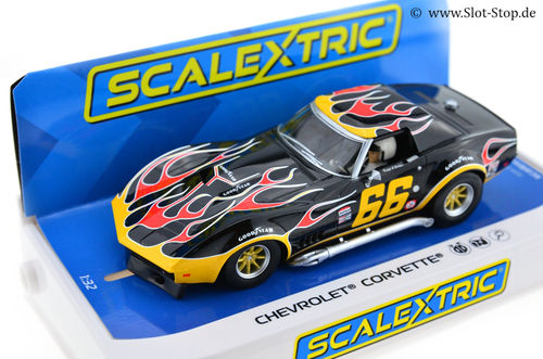 Scalextric Chevrolet Corvette Stingray L88  #66