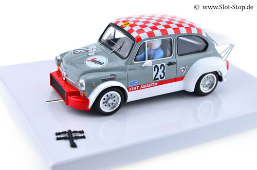 BRM Fiat Abarth 1000 TCR #23