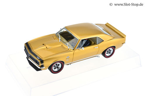 Pioneer Chevrolet Camaro SS427 - Route 66 / Gold